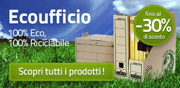 IT/CH - PROMO - Ecoufficio - 30%
