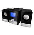 Radio, lettori MP3 e speakers