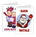 Biglietti di Natale e carta da regalo