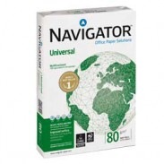 CARTA NAVIGATOR universal A4 80GR 500FG - conf. 5