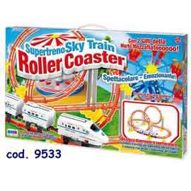 SUPER TRENO ROLLER COASTER RONCHI SUPERTOYS - conf. 1