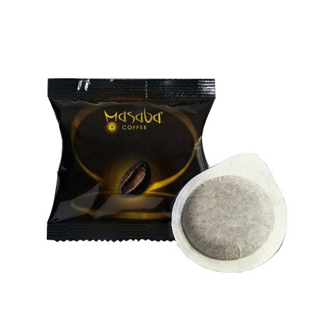 Cialda caffè intenso GOLD Masaba - conf. 50