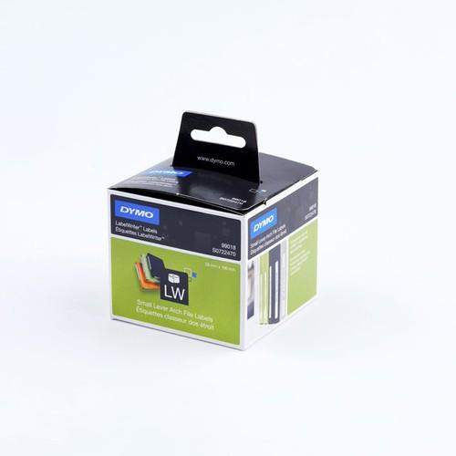 ROTOLO 110 ETICHETTE REGISTRATORE-P 38X190MM X LW 990180 - conf. 1