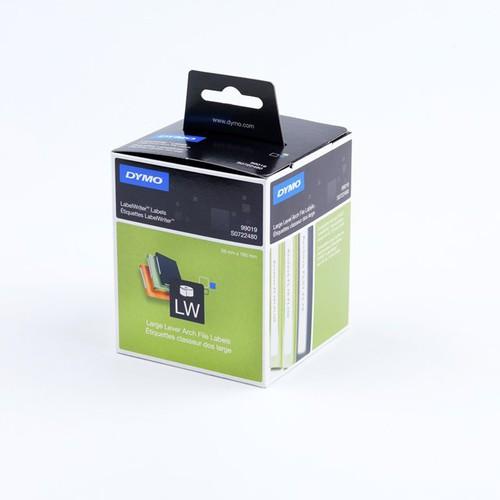 ROTOLO 110 ETICHETTE REGISTRATORE-G 59X190MM X LW 990190 - conf. 1