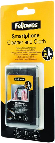 KIT PULIZIA SMARTPHONE FELLOWES - conf. 1