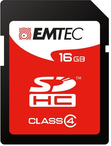 SECUR DIGITAL CARD SD 16GB CLASS4 60X - conf. 1