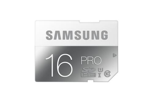 SECURE DIGITAL PRO 16GB HC, CLASSE UHS-1 GRADO 1 - conf. 1