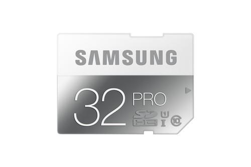 SECURE DIGITAL PRO 32GB HC, CLASSE UHS-1 GRADO 1 - conf. 1