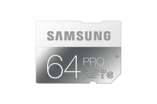 SECURE DIGITAL PRO 64GB XC, CLASSE UHS-1 GRADO 1 - conf. 1