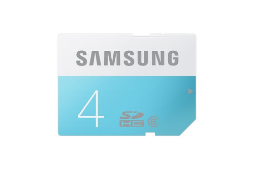 SECURE DIGITAL 4GB HC, CLASSE 6 - conf. 1