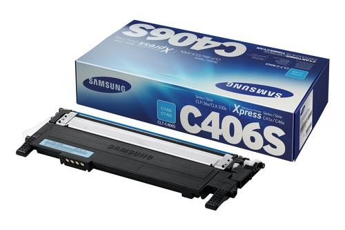 CARTUCCIA TONER CIANO PER CLP-360/CLP-365 CLX-3300/CLX-3305 - conf. 1