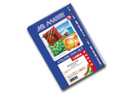 CARTA INKJET A4 150GR 50FG COLOR PHOTO LUCIDA 8298 AS MARRI - conf. 1
