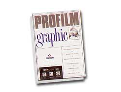 LUCIDI G22 A4 100FG PROFILMGRAPHIC ADESIVI LASER FOTOCOPIE B/N CANSON - conf. 1
