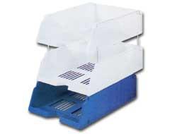 Vaschetta portacorrispondenza TRANSIT JUMBO blu ESSELTE - conf. 1