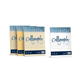 Carta CALLIGRAPHY PERGAMENA 190gr A4 50fg oro 03 FAVINI - conf. 1