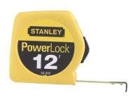 FLESSOMETRO STANLEY POWERLOCK 3MT/12,7MM KOH-I-NOOR - conf. 1