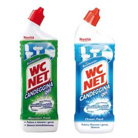 WC NET CANDEGGINA GEL EXTRA White Sensation 700ml - conf. 1