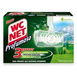 WC NET TAVOLETTA PROFUMOSO MONTAIN FRESH (4X34GR) - conf. 1