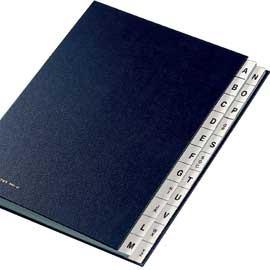 MONITORE A/Z FRASCHINI FORMATO 24X34CM ROSSO ART. 640-D - conf. 1