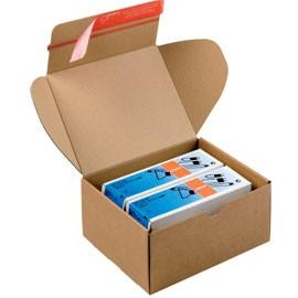 SCATOLE SPEDIZIONE MODULBOX 14X10,1X4,3CM AVANA - conf. 20