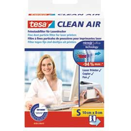 FILTRO CLEAN AIR 10X8CM TESA - conf. 1