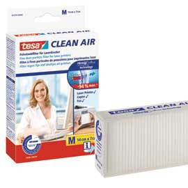 FILTRO CLEAN AIR 14X7CM TESA - conf. 1