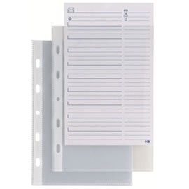 10 INTERCALARI COMPLETO TELEX 4 15X21CM SEI ROTA - conf. 1
