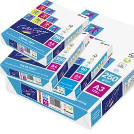 CARTA BIANCA COLOR COPY 320x450mm 300gr 125fg SRA3 MONDI - conf. 1