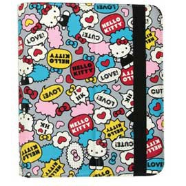 96261 CUSTODIA PORTA IPAD 20X25X2.5CM HELLO KITTY - conf. 2