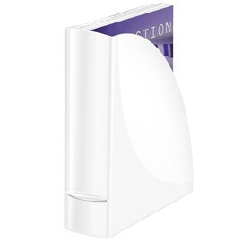 Portariviste CepProGloss 674+G bianco artico CEP - conf. 1