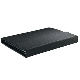 CUSTODIA Tech Grip CON COVER e TASTIERA x Nuovo iPad/iPad2 Leitz Complete - conf. 1