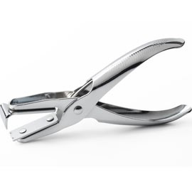 LEVAPUNTI A PINZA in metallo TiTanium - conf. 1