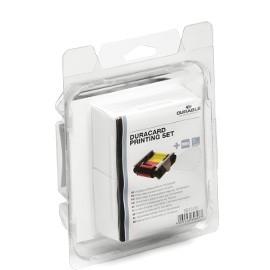 KIT STAMPA (Nastro a colori + 100tessere) x Duracard ID300 DURABLE - conf. 1