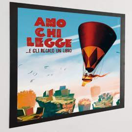 DURAFRAME Poster A2 42x59,4cm NERO DURABLE - conf. 1