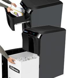 DISTRUGGIDOCUMENTI A FRAMMENTO Automax 500C FELLOWES - conf. 1