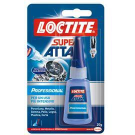 COLLA SUPER ATTAK 20gr Professional - conf. 1