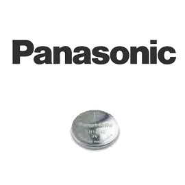 BLISTER Micropila litio CR1632 PANASONIC - conf. 1
