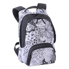 Zainetto White Fantaisy bianco/nero Bodypack - conf. 1