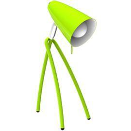 LAMPADA A FLUORESCENZA/LED E14 VERDE FluoKid 2 ALBA - conf. 1