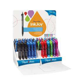 1863804 EXPO PAPERMATE INKJOY 300 RT 150 PZ. COLORI ASSORTITI NEWELL - conf. 1