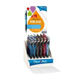 852276 EXPO PAPERMATE INKJOY 550 RT 36 PZ. COLORI ASSORTITI NEWELL - conf. 1