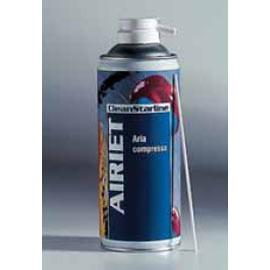 SCATOLA 12 BOMB. ARIA COMPRESSA 6 ATM STARLINE INFI 400ML - conf. 1