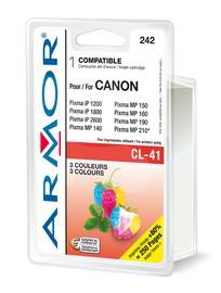 CARTUCCIA COLORI PER CANON PIXMA IP1200, IP1300, IP1700, IP2200, IP2500 - conf. 1