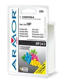 CARTUCCIA COLORI PER HP N343 PSC 1510, 1610, Deskjet 5740 22ML - conf. 1