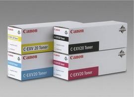 TONER GIALLO C-EXV20 IMAGEPRESS C6000VP C7000VP - conf. 1