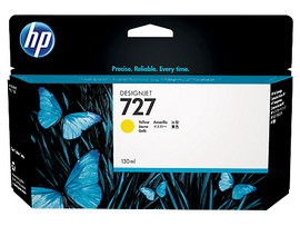 CARTUCCIA D'INCHIOSTRO HP 727DA 130ML GIALLO - conf. 1