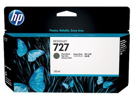 CARTUCCIA D'INCHIOSTRO HP 727DA 130ML NERO MATTE - conf. 1