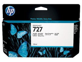 CARTUCCIA D'INCHIOSTRO HP 727DA 130ML NERO PHOTO - conf. 1
