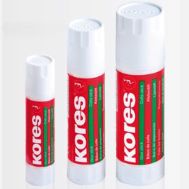 COLLA STICK 10GR KORES - conf. 24