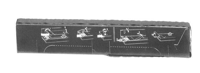 6 PACKART 1 NY NERO(PR15-17-19-1450-1470-1480-1490-1590-2835-2890 DM4100) - conf. 1